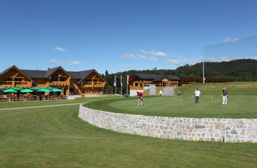 Cubo Diners Golf Club