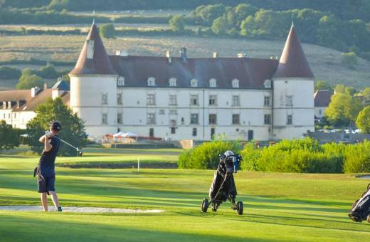 Golf du Chateau de Chailly