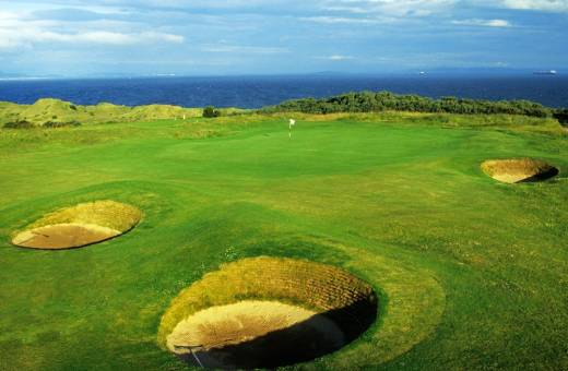 Gullane Golf Club - Parcours N°2