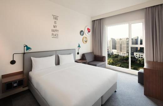 Hotel ROVE Dubai City Center 3*