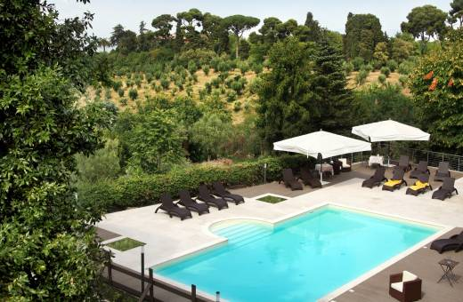 Hotel & Spa Villa Mercede 4* - Fraschati